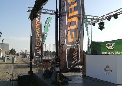 Certificados montaje y seguridad en escenarios.