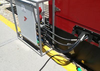 Cálculo de generadores e instalaciones eléctricas.
