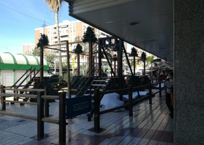 Parque de Aventura Portatil Malaga