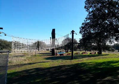 vista del parque villaduke esaventura